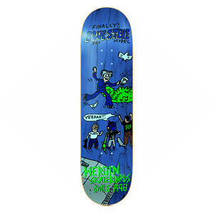 "Heroin 20 Years Simon True Deck 8.125"" - Prime Delux Store"