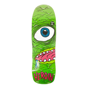 "Heroin 10"" Mutant Deck - Green - Prime Delux Store"