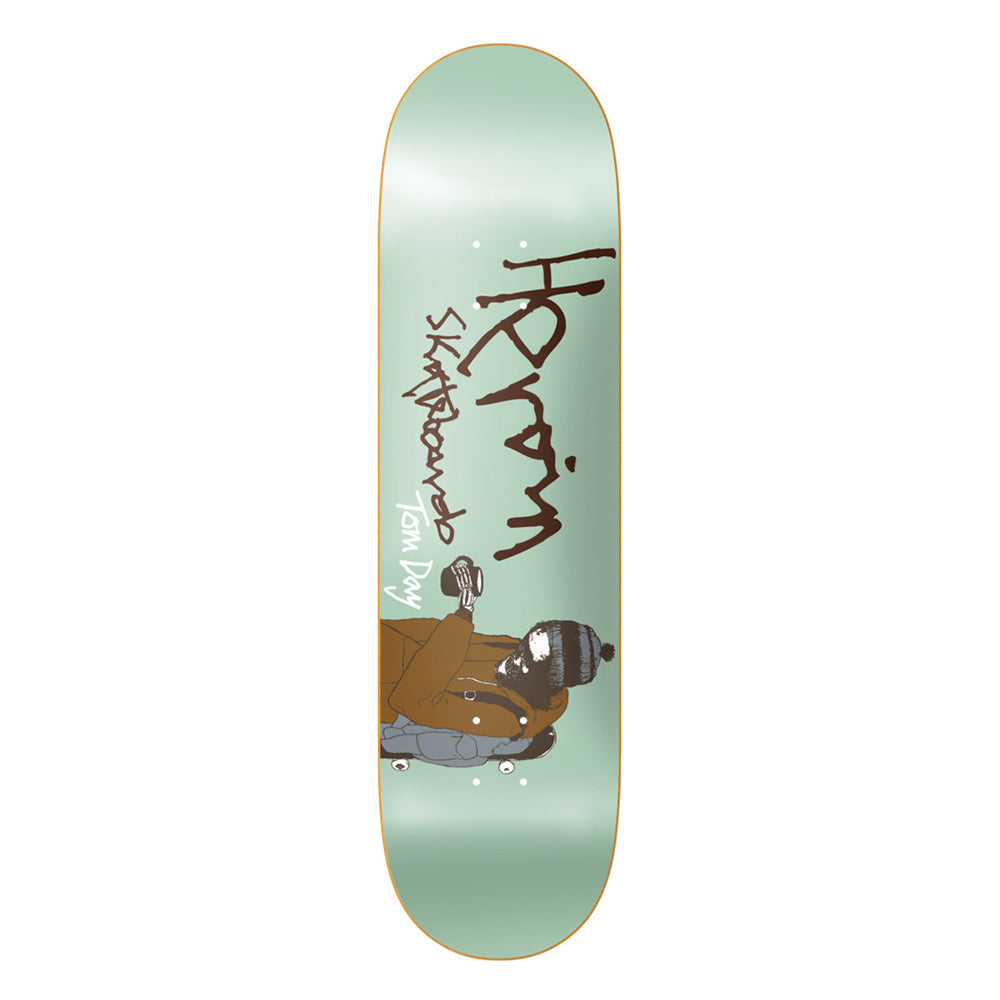 Heroin Tom Day Heritage Deck 8.5