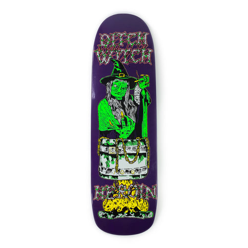Heroin Ditch Witch 3 Deck 8.88
