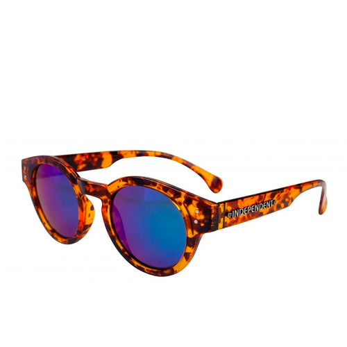 Independent Barrier Mirror Sunglasses - Tortoise Shell - Prime Delux Store