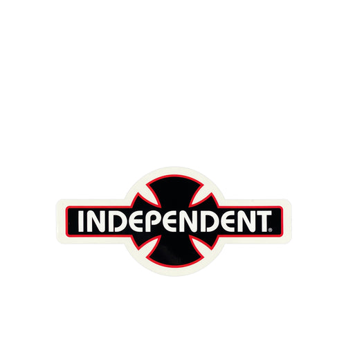 Independent OGBC Sticker - Black / Red - Prime Delux Store