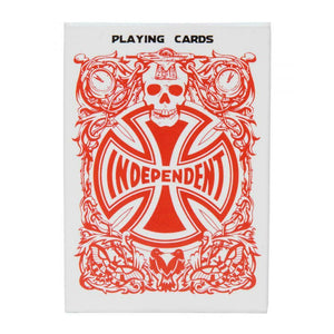 Independent Hold Em Playing Cards - Prime Delux Store