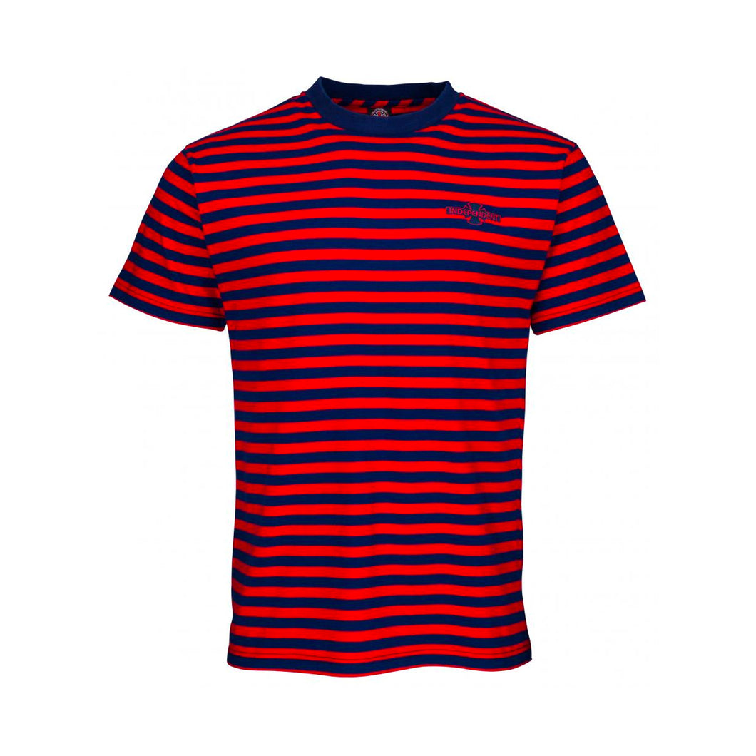 Independent Custom Top Melon Custom Tee Cardinal Red/Navy - Prime Delux Store