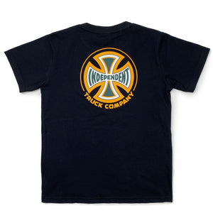 Independent Youth Spectrum Truck Co T Shirt - Black - Prime Delux Store