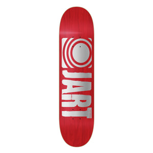 "Jart Classic Deck Red 8.5"" - Prime Delux Store"