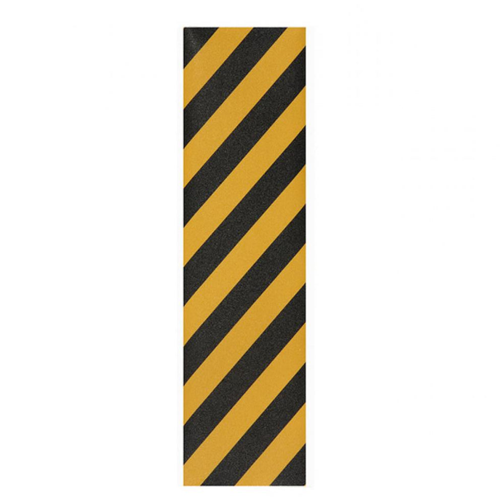 Jessup Griptape Sheet Black Yellow Stripe 33 x 9
