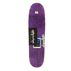 "Chocolate 8.5"" Connection One Off W40 Kenny Anderson Skidul Deck - Prime Delux Store"