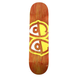 "Krooked - 8.25"" - Team Eyes Deck - Prime Delux Store"