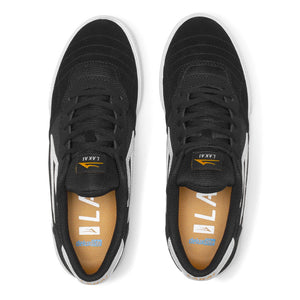 Load image into Gallery viewer, Lakai Cambridge Shoe - Black / White Suede - Prime Delux Store