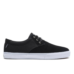 Lakai Daly Shoes - Black Suede - Prime Delux Store