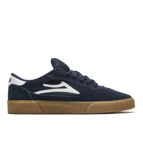 Lakai Cambridge Shoe - Navy / White Suede - Prime Delux Store