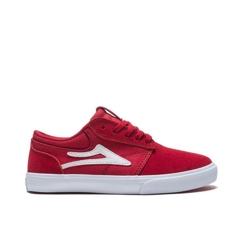 Lakai Griffin Kids Suede - Flame - Prime Delux Store