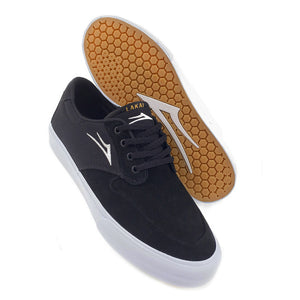 Load image into Gallery viewer, Lakai Riley 3 Shoes - Black Suede - Prime Delux Store