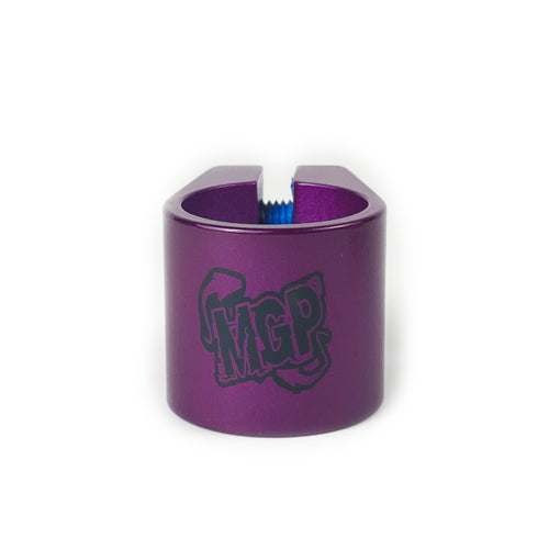 MGP MADD Double Clamp - Purple - Prime Delux Store