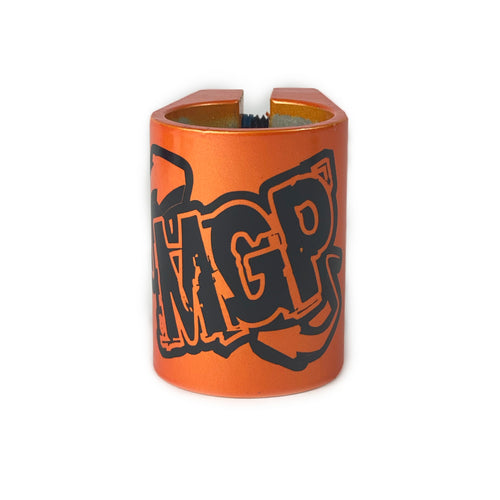 MGP MADD Triple Clamp - Orange - Prime Delux Store