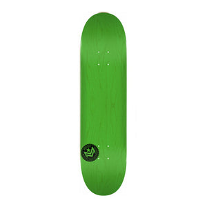 "Mini Logo Deck Chevron Detonator Birch 242 8"" - Dyed Green - Prime Delux Store"