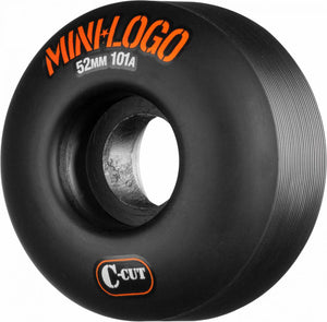 Load image into Gallery viewer, Mini Logo C-Cut Wheels 52mm - Prime Delux Store