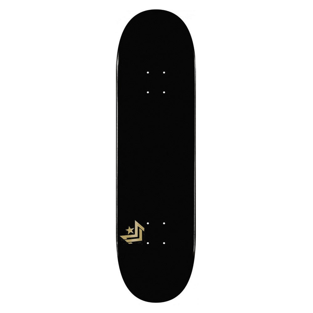 Mini Logo Deck Black 8.5