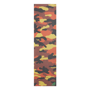 "Mob Griptape Sheet Brown Camo 33 x 9"" - Prime Delux Store"