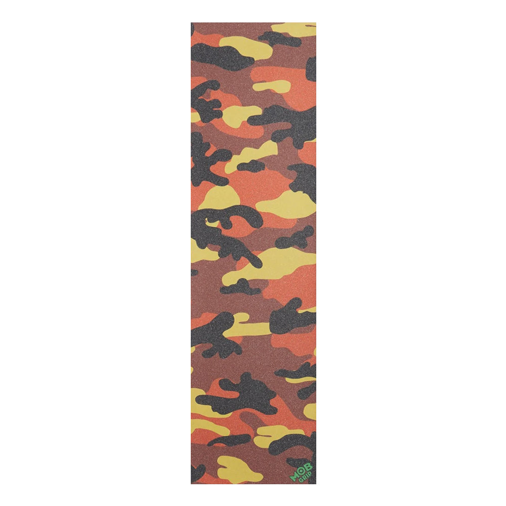 Mob Griptape Sheet Camo - Brown 33 x 9