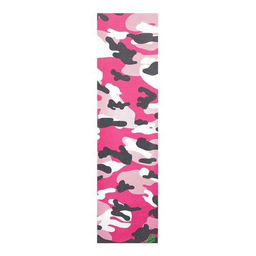 Mob Graphic Grip Camo - Pink 33 x 9