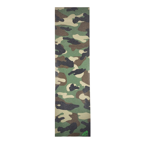 Mob Graphic Grip Camo - Green 33 x 9