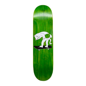 "Load image into Gallery viewer, RIP N DIP Moon Grab Deck 8"" - Green - Prime Delux Store"