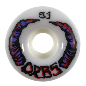 Orbs Apparitions - 53mm - White - Prime Delux Store