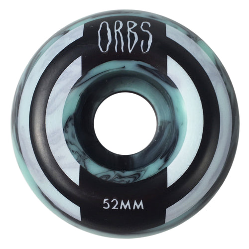Orbs Apparitions - 52mm - Mint / Black - Prime Delux Store