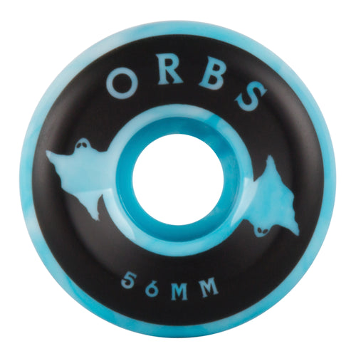 Orbs Specters Swirls - 56mm - Blue / White - Prime Delux Store