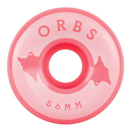 Orbs Specters Solids - 56mm - Coral - Prime Delux Store