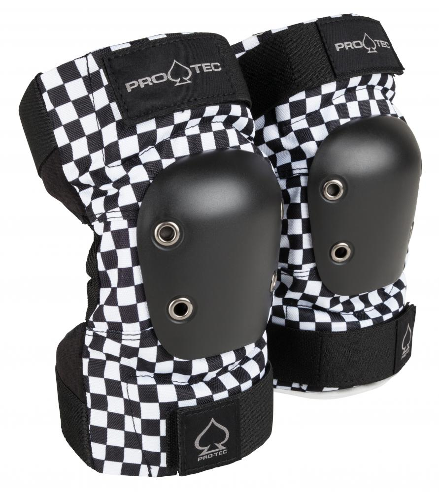 Pro-Tec Pads Street Elbow Junior - Checker - Prime Delux Store