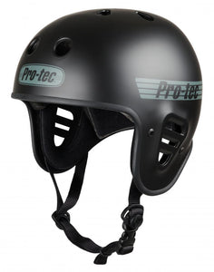 Load image into Gallery viewer, Pro-Tec FullCut Helmet Certified - Matte Black - Prime Delux Store