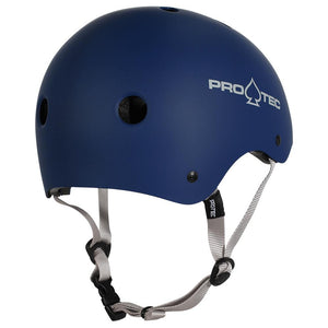 Load image into Gallery viewer, Pro-Tec Helmet Classic Certified Matt Blue - Prime Delux Store