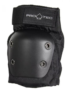 Load image into Gallery viewer, Pro-Tec Street Knee Pads Black Youth - Prime Delux Store