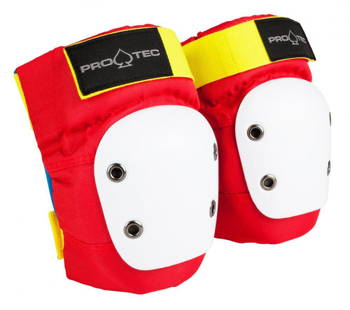 Pro-Tec Street Knee Pads Youth - Retro - Prime Delux Store