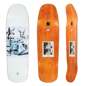 "Load image into Gallery viewer, POLAR Marta Alv Bethlehem 1992 9.25"" Deck - White - Prime Delux Store"