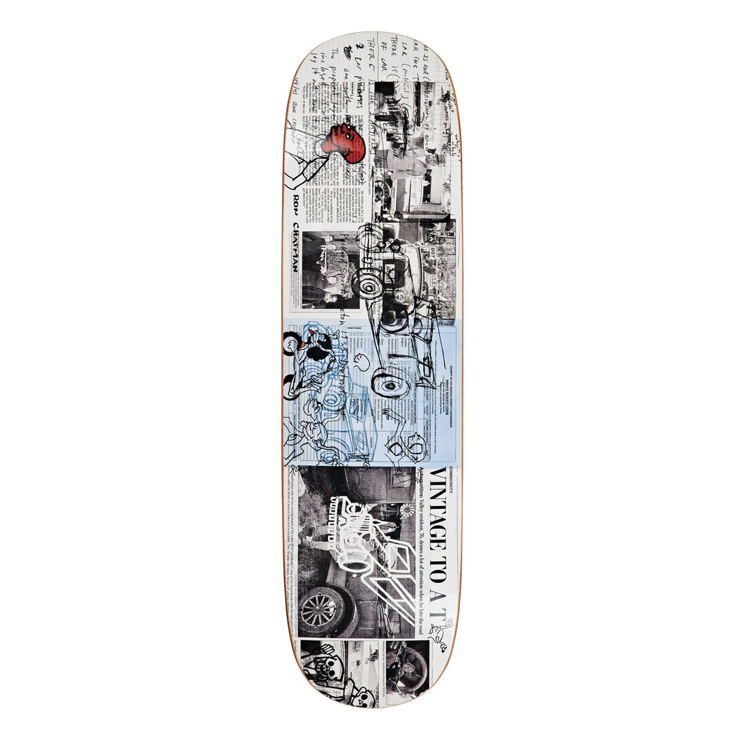POLAR Ron Chatman Model T P2 Deck - 8.5