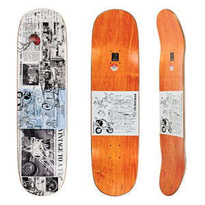 "POLAR Ron Chatman Model T P2 Deck - 8.5"" - Prime Delux Store"