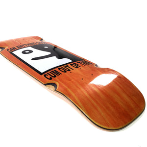 "Polar - 9.75"" - Leave My Trunk Alone Dane 1 Special Shape Deck - Prime Delux Store"