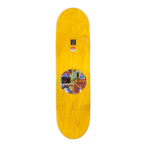 "Polar - 8.125"" - Paul Grund Moth House Deck - Prime Delux Store"