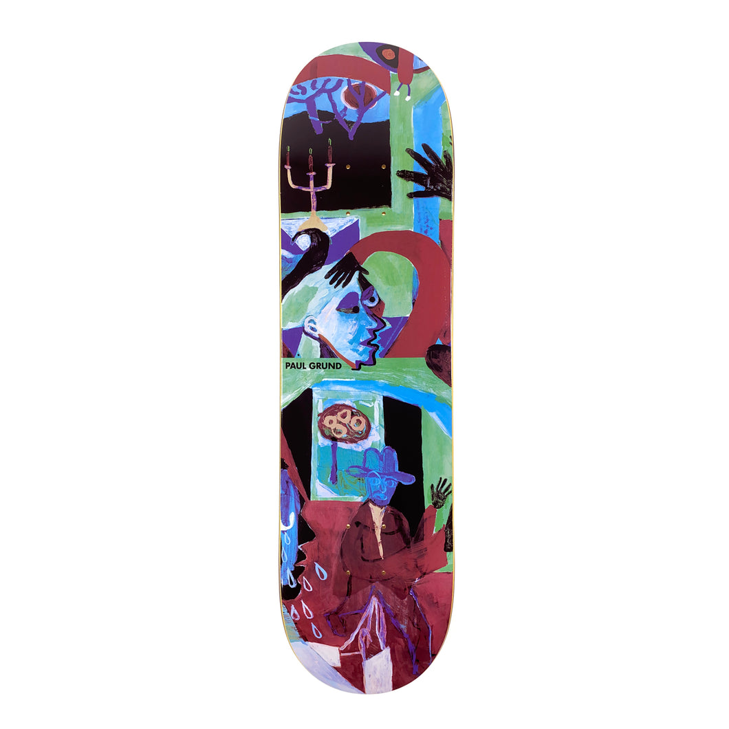 Polar Paul Grund Moth House Deck - 8.125
