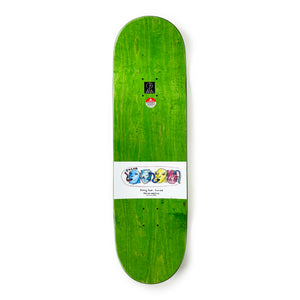 "Polar Team Kissing Heads Deck White - 8.625"" - Prime Delux Store"