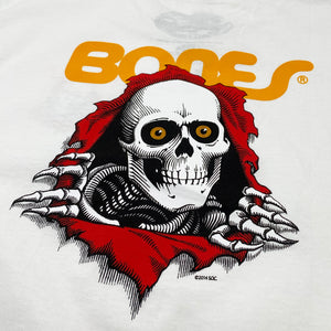 Load image into Gallery viewer, Powell Peralta Youth Ripper T Shirt - White - Prime Delux Store