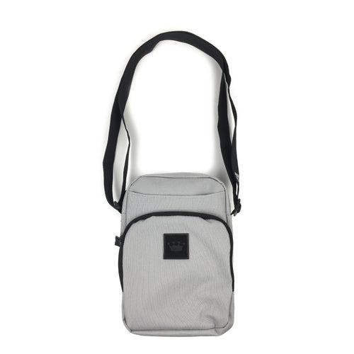 Prime Delux Shoulder Pack - Grey / Black - Prime Delux Store