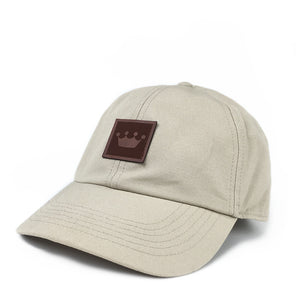 Load image into Gallery viewer, Prime Delux 6 Panel Cap - Sand - Prime Delux Store