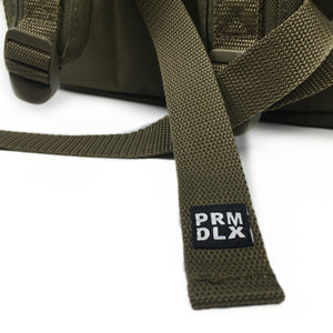 Load image into Gallery viewer, Prime Delux Day Pack - Olive - Prime Delux Store
