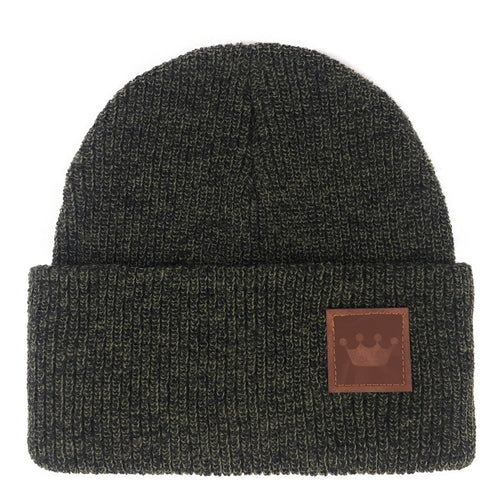 Prime Delux Fold up Beanie - Moss - Prime Delux Store