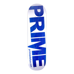 "Load image into Gallery viewer, Prime Delux - 8.8"" - O.G Invert Deck - White / Blue - Prime Delux Store"
